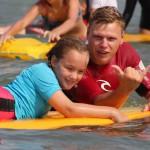 Surf para todos, una increíble experiencia
