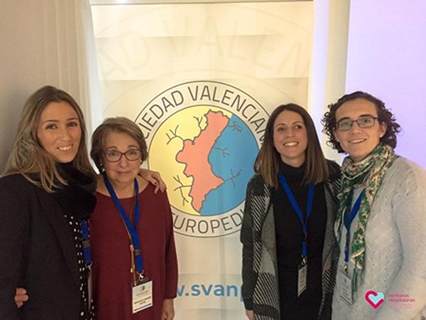 Participamos en III Reunión Anual de la Sociedad Valenciana de Neuropediatría