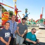El Centro de Día de Daño Cerebral de Donosti vive la Semana Grande