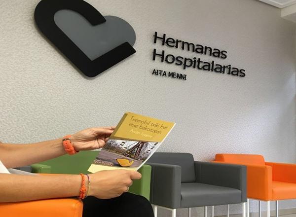 Aita Menni Bilbao crea un grupo propio de lectura fácil