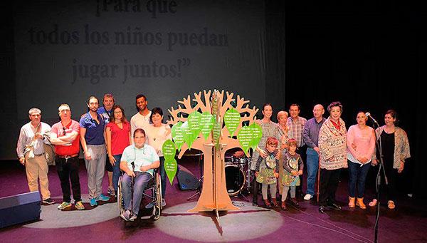 Juntos, ¡mejor! Aita Menni celebra el Día del Daño Cerebral con las familias afectadas y las instituciones