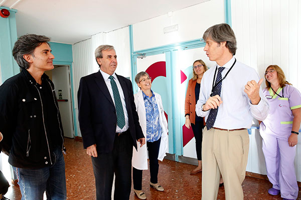 El Centro Hospitalario Padre Menni acerca la realidad del daño cerebral a la sociedad de Cantabria