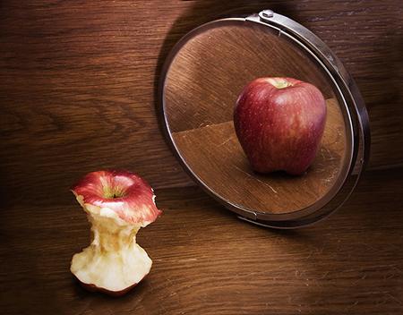 Anorexia, foto de Santiago Álvarez
