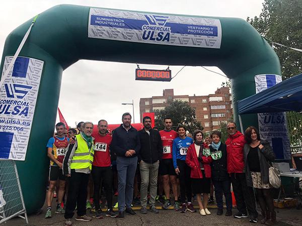 V Legua Solidaria: Valladolid vuelve a volcarse por el daño cerebral