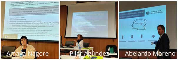 Neuropsicología clínica aspectos legales