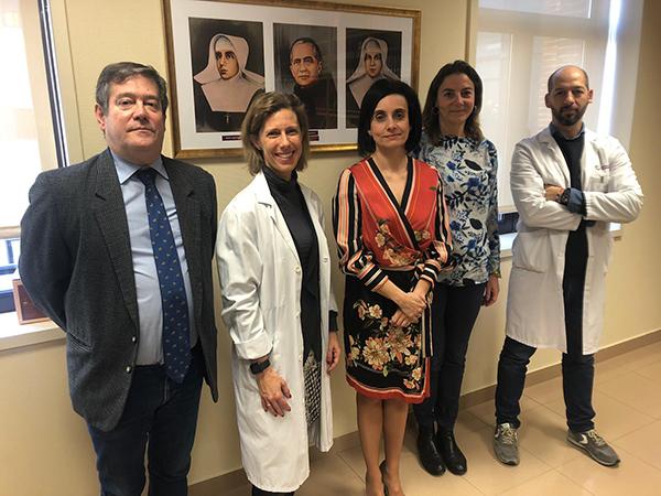Hospital Beata María Ana y Fundación sin Daño firman un acuerdo de colaboración