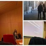 Llevamos nuestra experiencia en la rehabilitación del ictus a la Universidad Pontificia de Salamanca