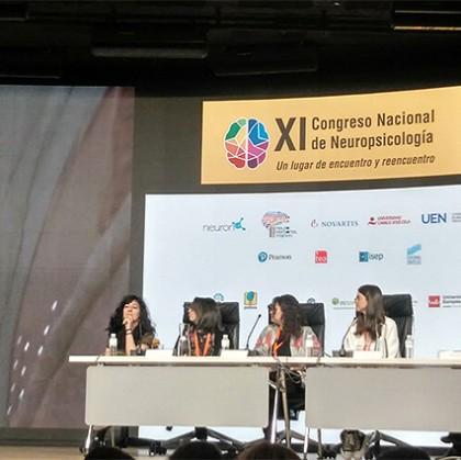 El área de Neuropsicología del Hospital Beata María Ana en el XI Congreso FANPSE