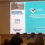 Terapeutas de nuestro centro en Valencia, ponentes en las jornadas de la Sociedad Española de Rehabilitación Infantil