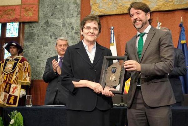 Acamán, Medalla de Oro de Tenerife 2019