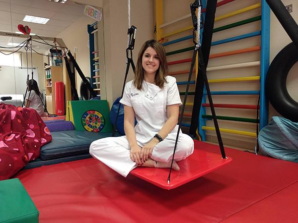 La terapia ocupacional en la rehabilitación del daño cerebral infantil