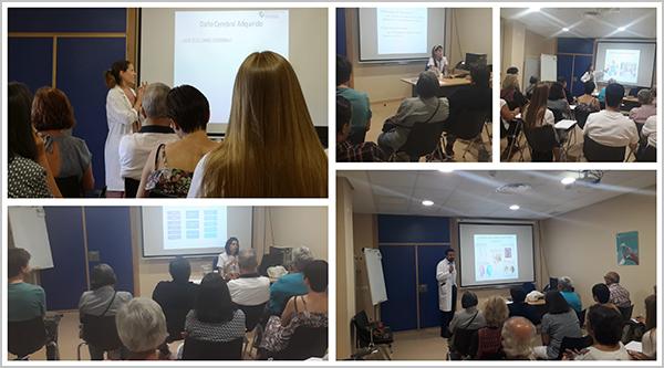 Jornada intensiva de formación para familias de pacientes con DCA