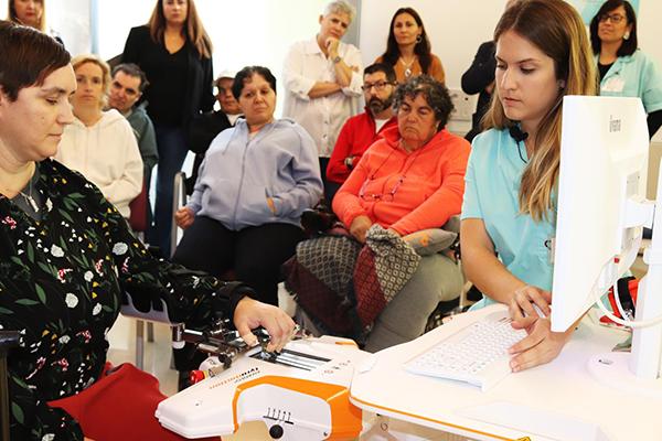 El robot Amadeo® protagoniza un espacio en la emisora Onda Tenerife