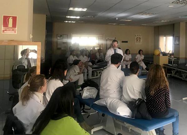 La UDC del Hospital Beata María Ana se actualiza en buenas prácticas y seguridad del paciente