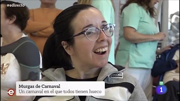 Nuestra murga 'Reconecta2', símbolo del Carnaval inclusivo de Tenerife