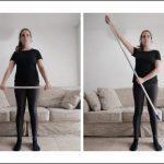Rutina de ejercicios generales de fisioterapia