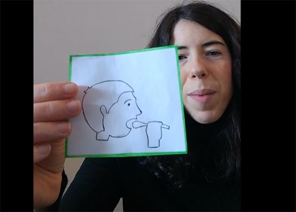 Pictogramas para ayudar a peques con dificultades de lectoescritura en el día a día