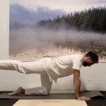 Rehabilitación física del daño cerebral: ejercicios en cuadrupedia