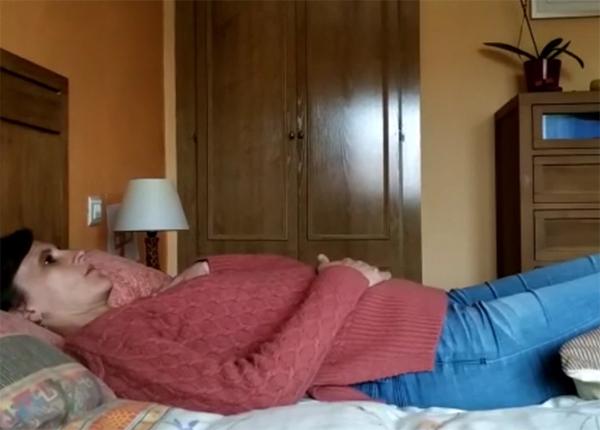 Técnicas de fisioterapia respiratoria para personas con DCA