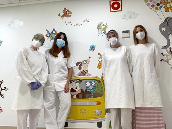 Ofrecemos tratamiento a niñas y niños con secuelas de procesos oncológicos