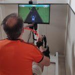 La UDC de Hermanas Hospitalarias en Valladolid amplía su circuito de rehabilitación robótica