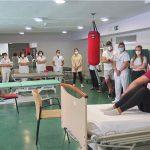Compartimos nuestro conocimiento sobre movilización de pacientes